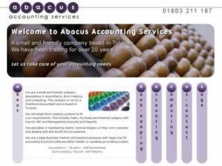 Torquay Accountants Abacus Accounting Services