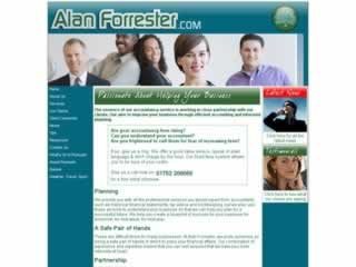 Alan Forrester & Co Plymouth Accountants