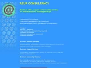 Azur Consultancy Tavistock Accountants