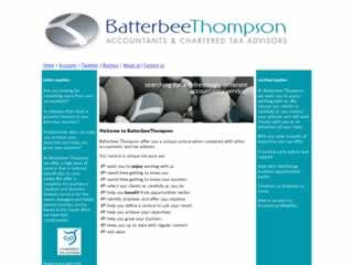 Plymouth Accountants Batterbee Thompson Co Ltd