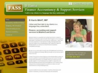 Bideford Accountants B. Harris Finance & Accounts