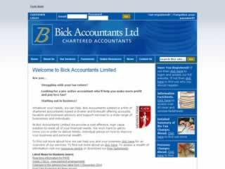 Exeter Accountants Bick Accountants Limited