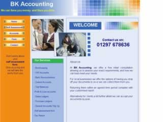 BK Accounting Axminster Accountants
