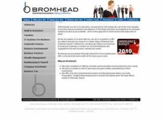 Plymouth Accountants Bromhead