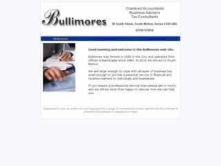 South Molton Accountants Bullimores