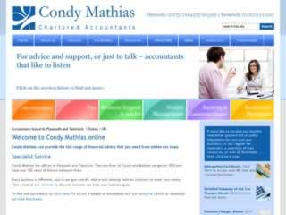 Plymouth Accountants Condy Mathias