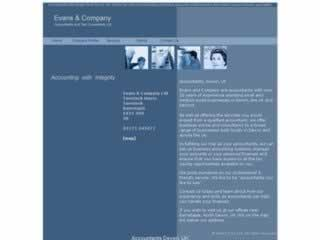 Evans & Co Accountancy Barnstaple Accountants