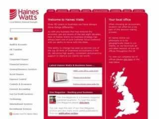 Exeter Accountants Haines Watts (Exeter) LLP