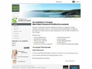 Torquay Accountants Mark Ward Accountants Ltd