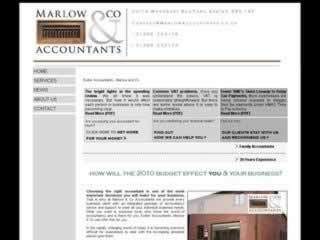 Exeter Accountants Marlow & Co Accountants