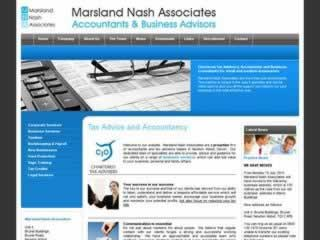 Marsland Nash Associates Ltd Newton Abbot Accountants