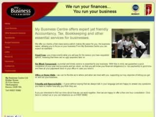My Business Centre Ltd Okehampton Accountants