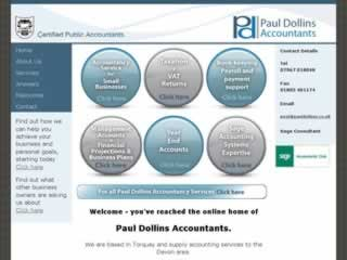 Torquay Accountants Paul Dollins Ltd