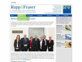 Rupp & Fraser Newton Abbot Accountants