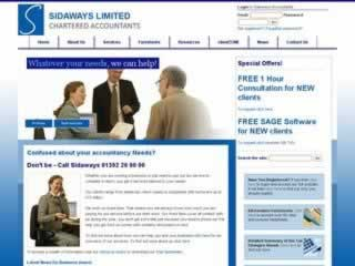Exeter Accountants Sidaways Limited