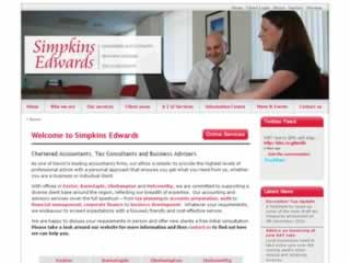 Simpkins Edwards Holsworthy Accountants