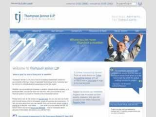 Exeter Accountants Thompson Jenner LLP