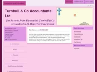 Plymouth Accountants Turnbull & Co Accountants Ltd