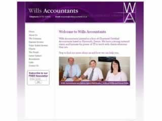 Plymouth Accountants Wills Accountants